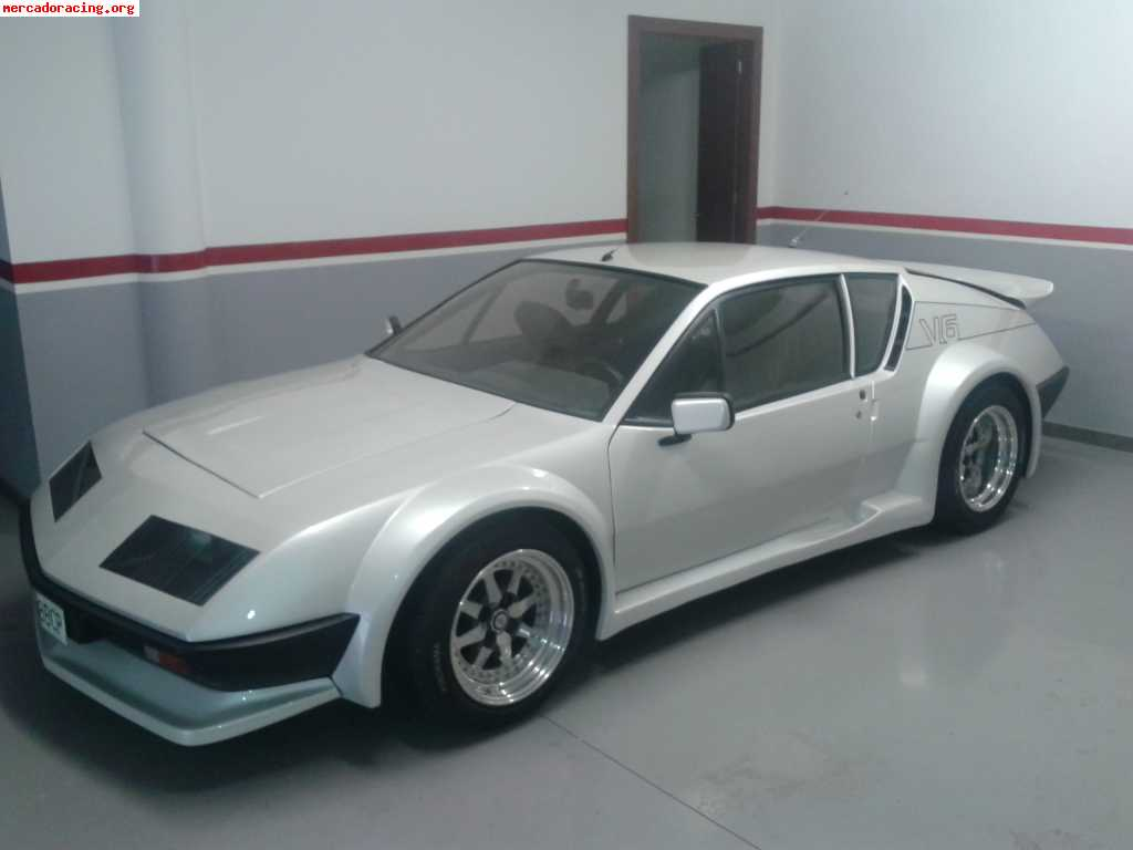 renault alpine a 310 pack gt pictures. Black Bedroom Furniture Sets. Home Design Ideas