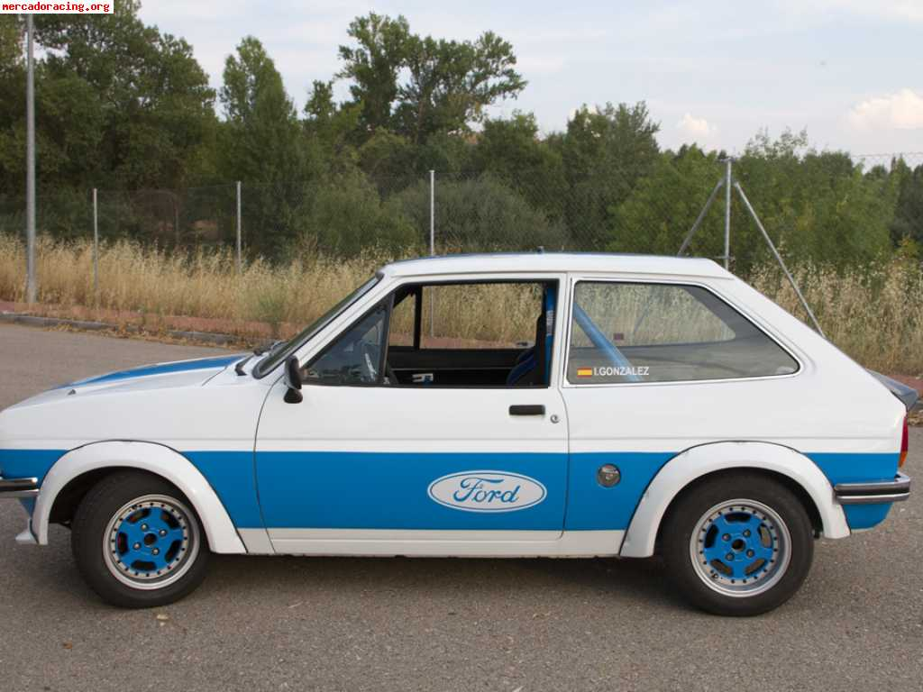 vendo ford fiesta 1 1 1980 venta de veh u00edculos y coches 1980 ford fiesta mk1 body parts 1980 ford fiesta s