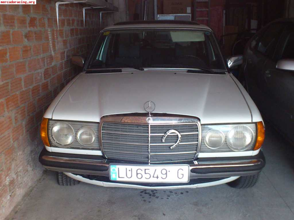 Vendo clasico restaurado venta de veh culos y coches for Mercado racing clasicos