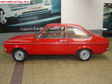 ford escort mk2 en venta