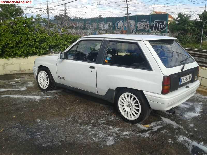 Opel Corsa Gsi Mk Ii