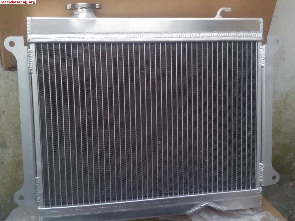 Radiador aluminio r8 venta de veh culos y coches cl sicos - Precio radiador aluminio ...
