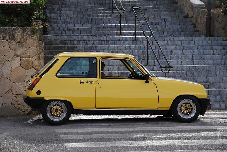 Renault 5 Copa Alpine Atmosf 233 Rico R5 1223 Aut 233 Ntico