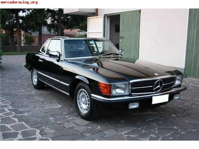 Mercedes benz sl 280 1981 15000 euro venta de veh culos for Mercedes benz 15000