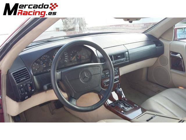 1995 mercedes benz sl 500 150000 km 7000 euro venta de for Mercedes benz 7000