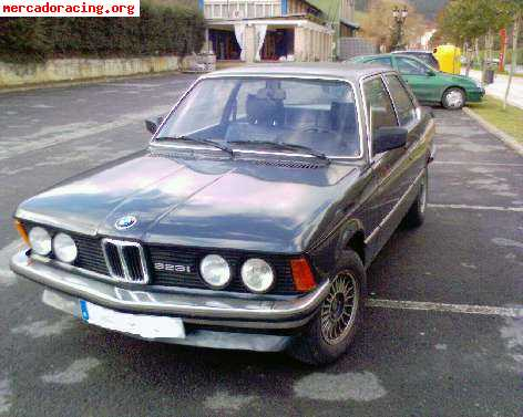 Auto  Racing on Vendo Bmw E21 323i Cl  Sico   Venta De Veh  Culos Y Coches Cl  Sicos