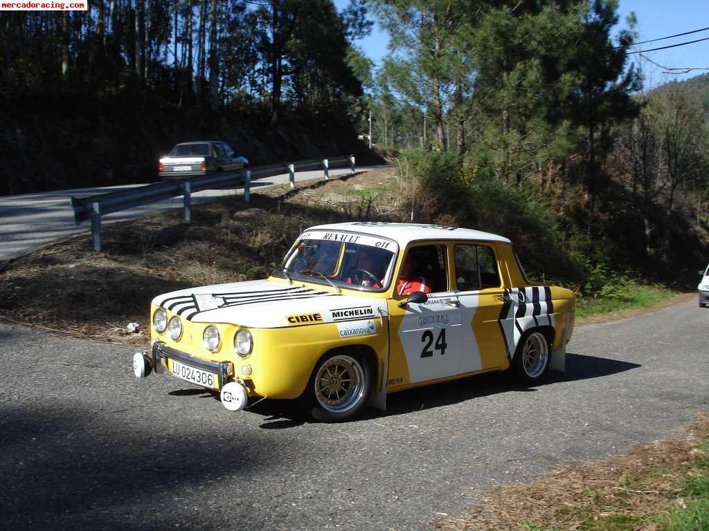Se Vende Renault 8 Gr V Replica