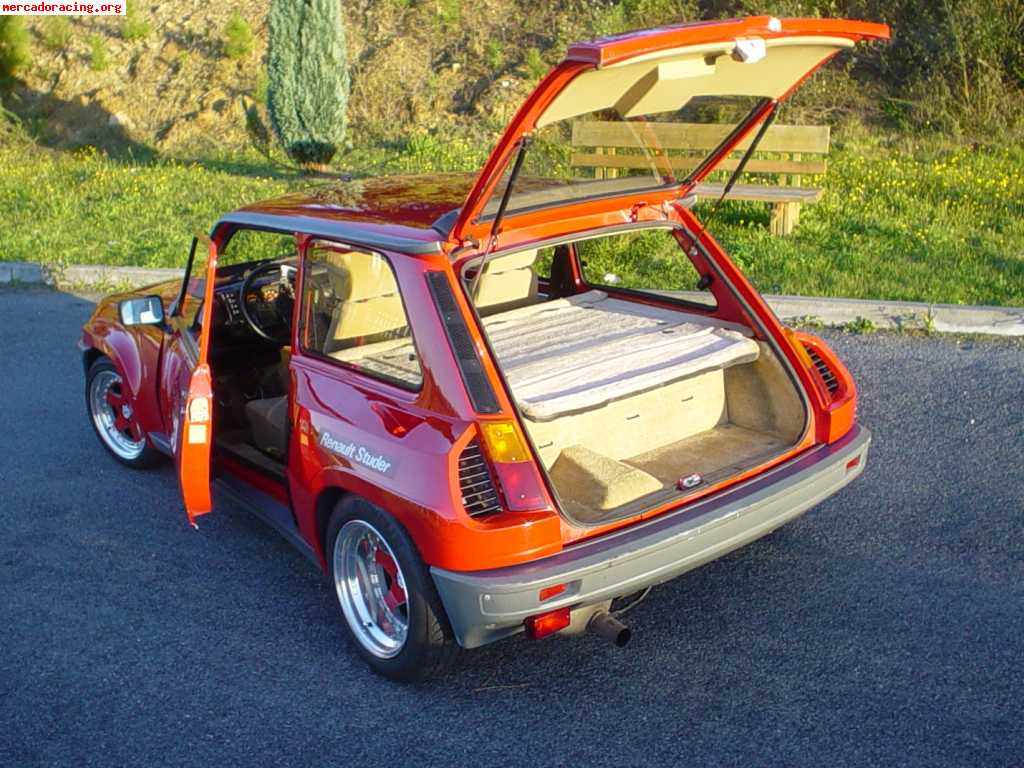 renault 5 turbo 2 venta de veh culos y coches cl sicos. Black Bedroom Furniture Sets. Home Design Ideas