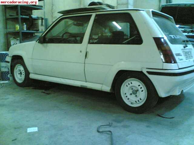 Vendo o cambio renault 5 gt turbo venta de coches de - Compro vendo regalo la palma ...