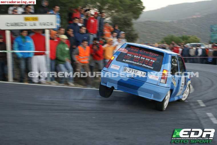 R5 GT Turbo rally - Venta de coches de competición Renault.