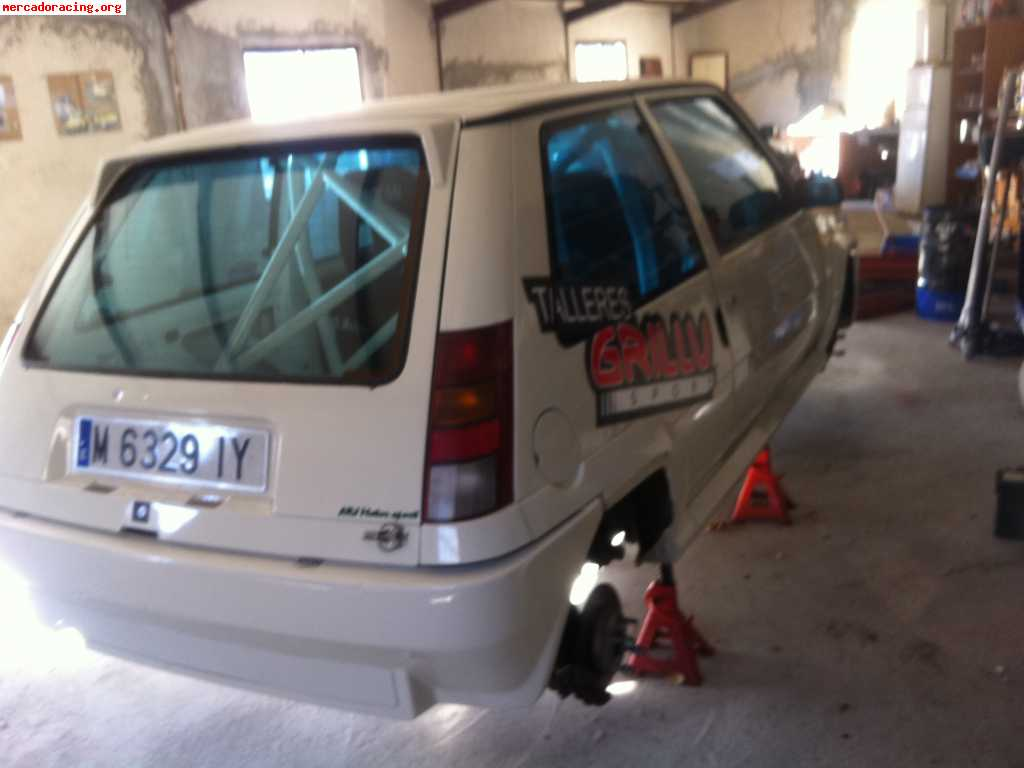 Se Vende Renault 5 Gt Turbo Grupo A Venta De Coches De