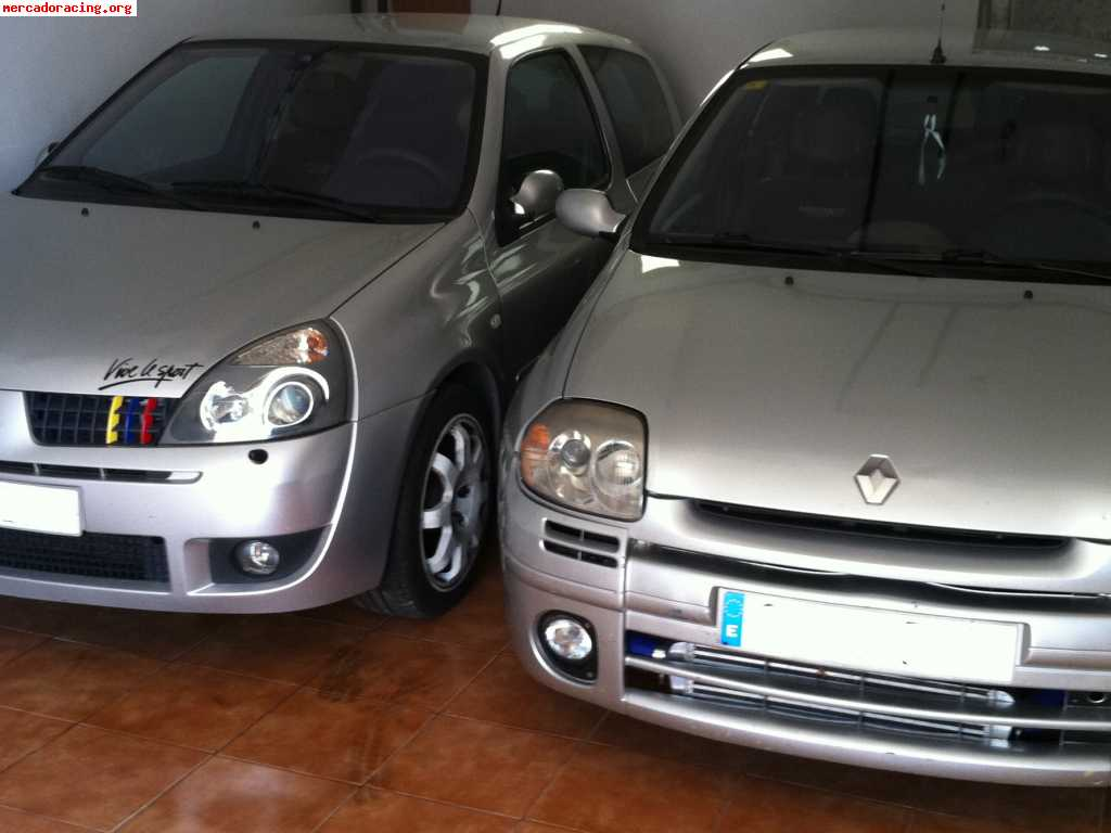 clio sport turbo 400cv venta de coches de competici n renault. Black Bedroom Furniture Sets. Home Design Ideas