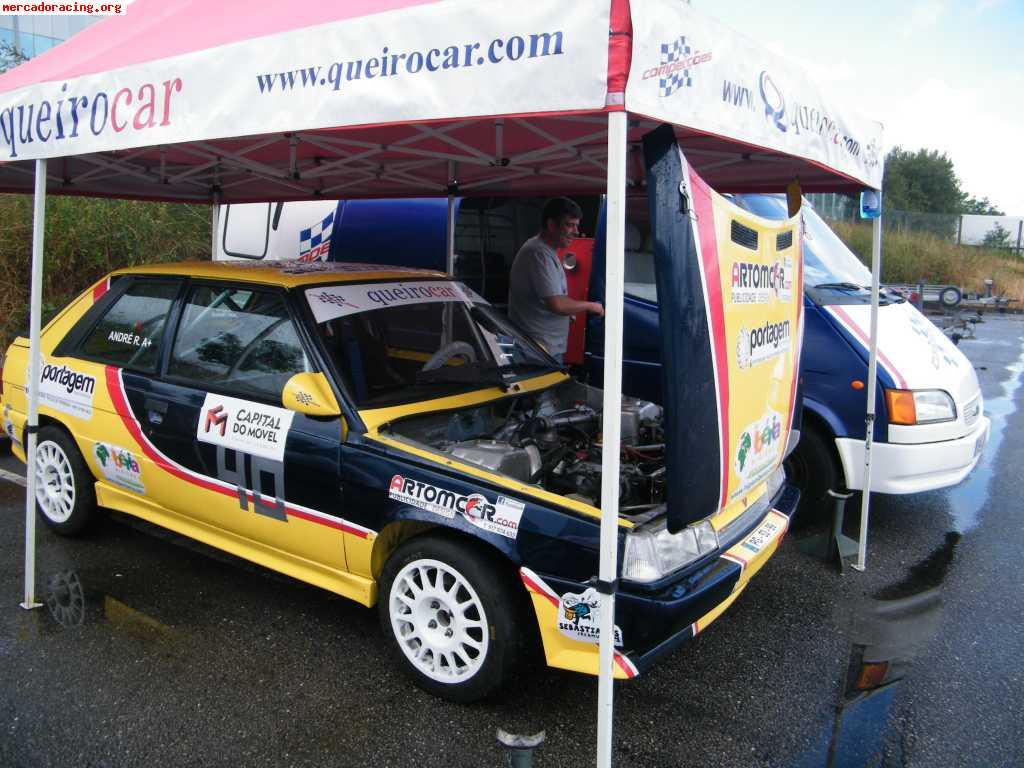 Vendo Renault 11 Turbo Rally 3 000