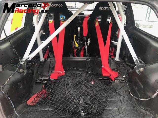 Renault Sport Clio 182 Con Documentaci U00f3n De Calle Y Ficha