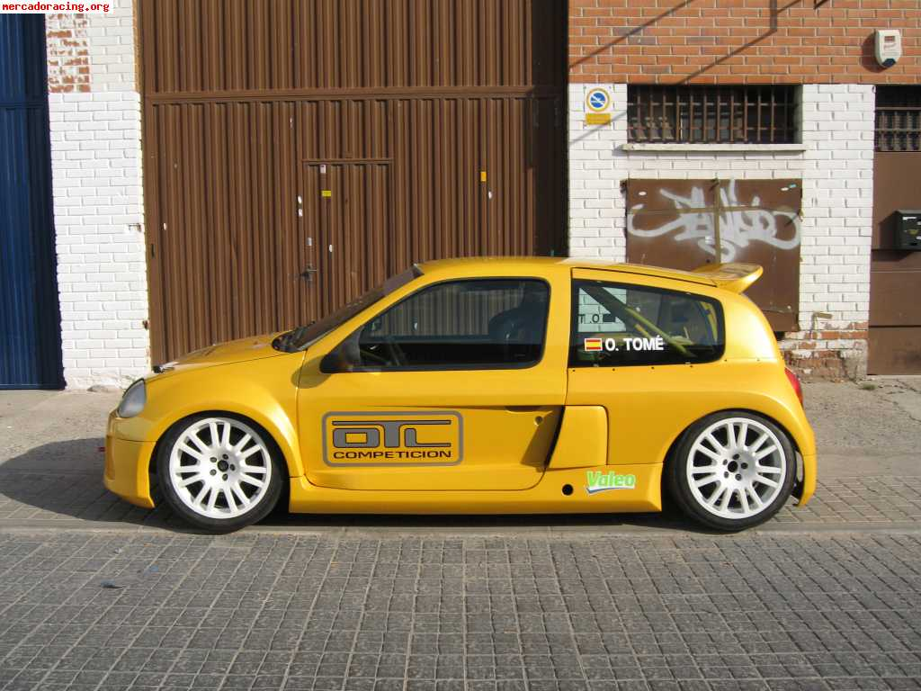 renault clio v6 trophy. Black Bedroom Furniture Sets. Home Design Ideas