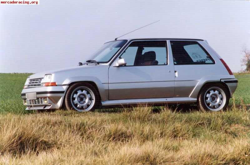 Vendo Renault Super5 Gt Turbo Gra 0 Jpg 800 215 529 Pixel