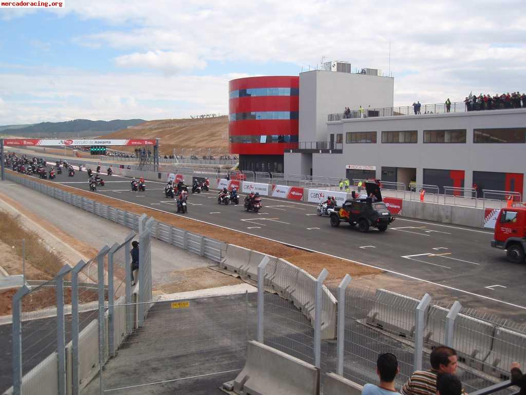 Circuito Los Arcos Calendario 2018 : Lancer evo españa ver tema nuevo circuito de los arcos