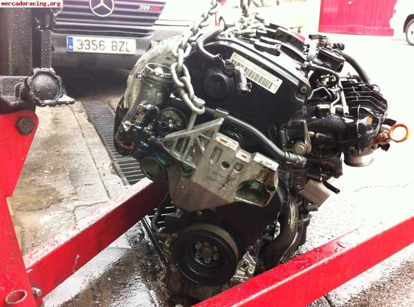 Despiece Completo Motor Tfsi 200cv