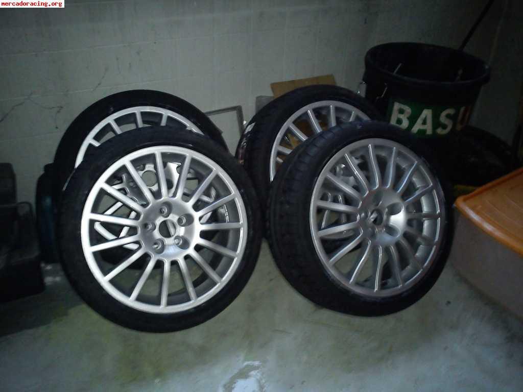 Llantas 18 5x112 Vw Audi Seat Skoda