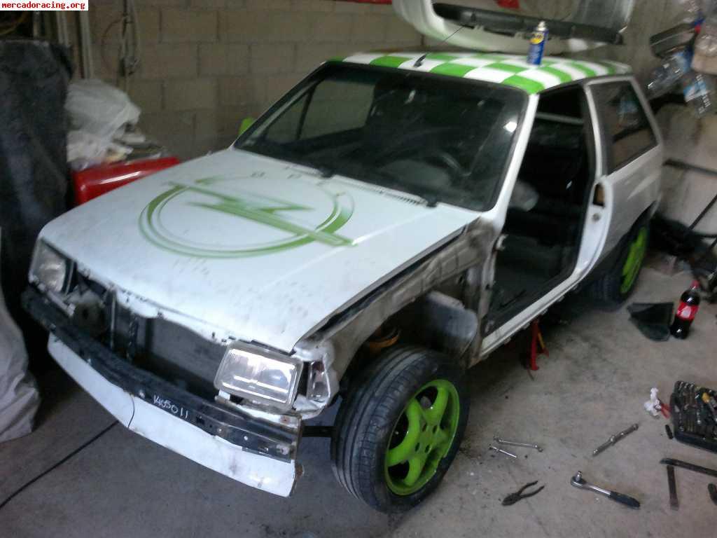 Opel Corsa A Gsi Mk2