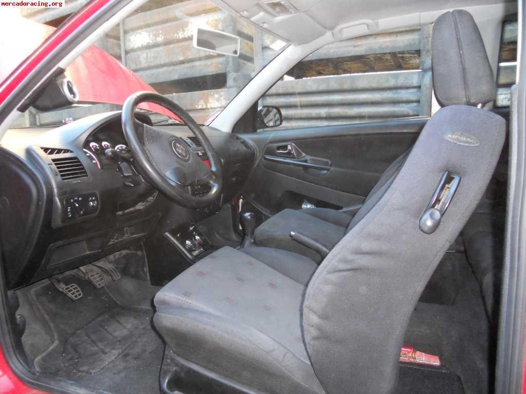 Seat cordoba for Seat cordoba interior