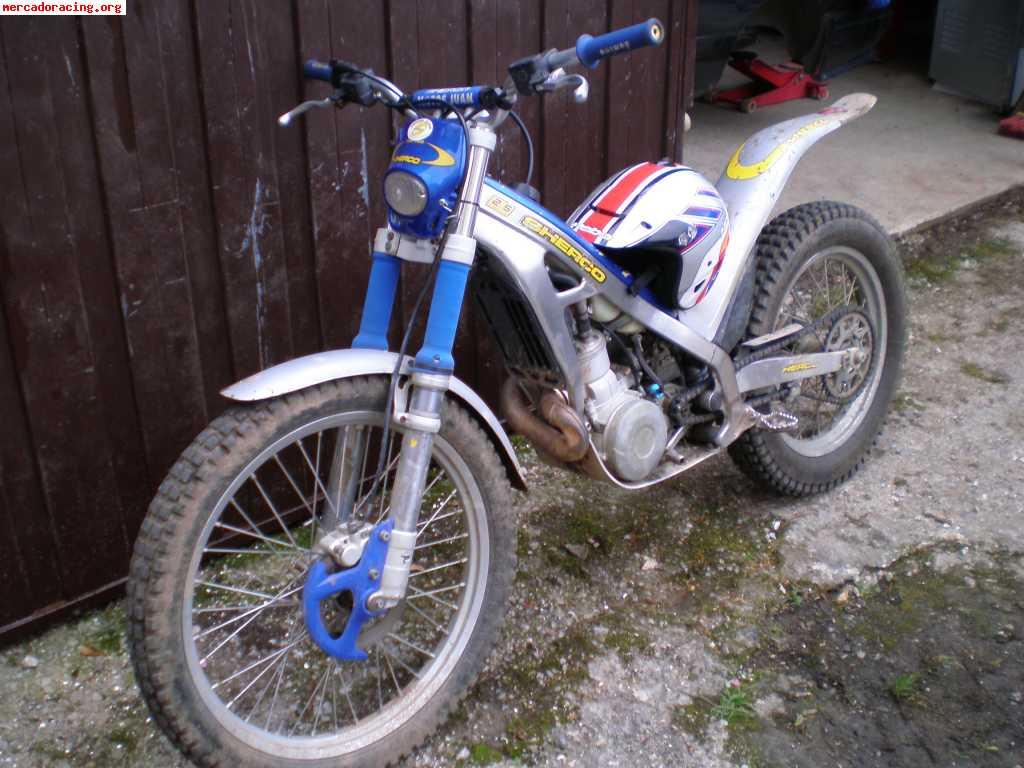 Vendo Bultaco Sherco