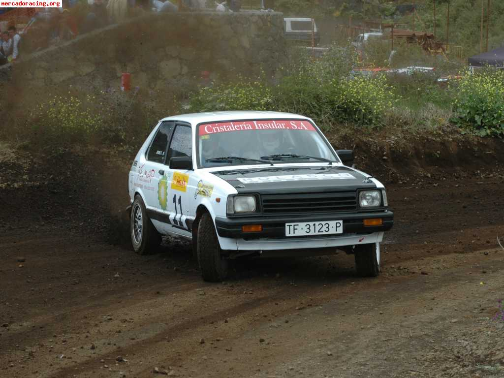 TOYOTA STARLET KP61 1.6 TWIN CAM AE86