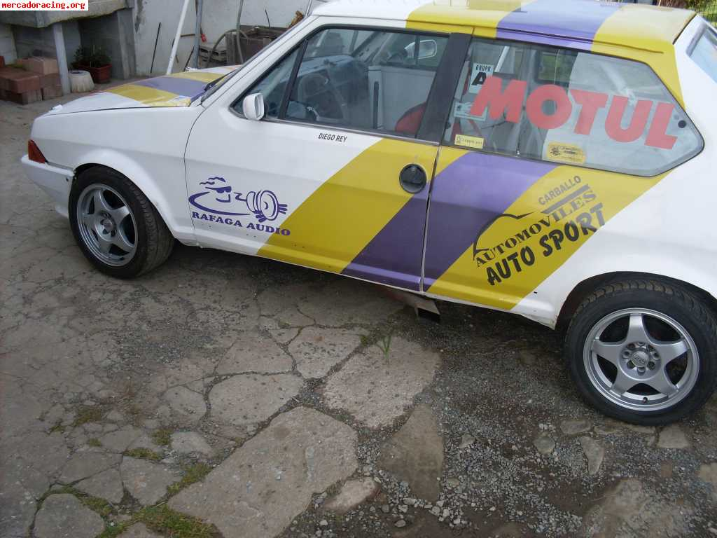 FIAT RITMO 130 TC ABARTH DE