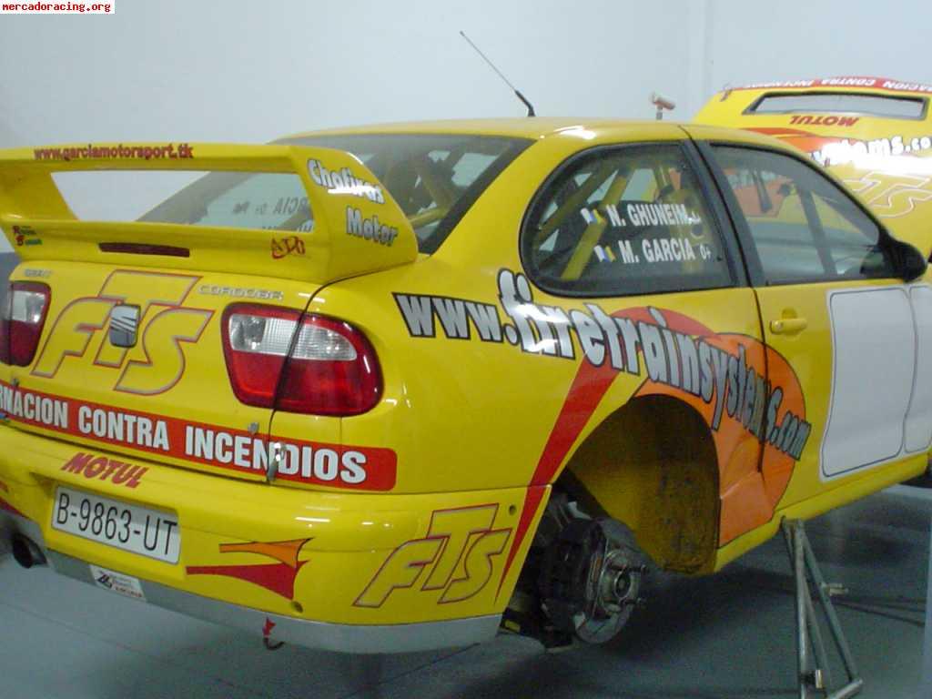 SEAT CORDOBA WRC EVO III