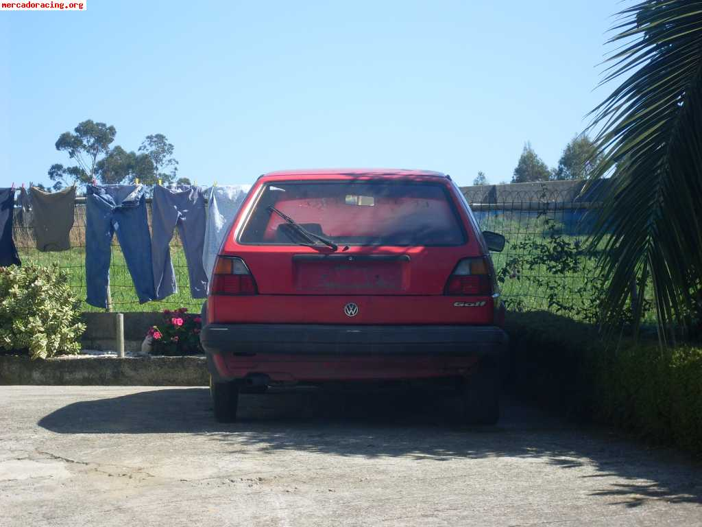Se vende VW Golf GTI 16V. con