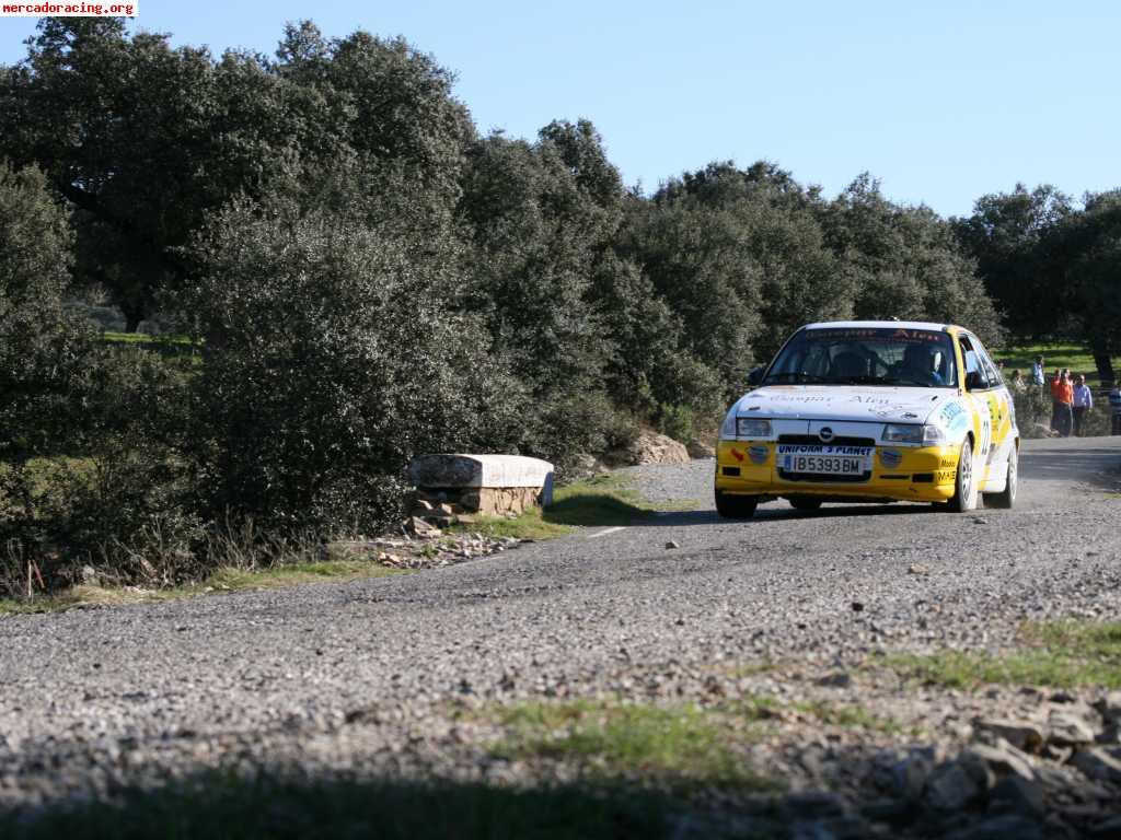 Vendo opel astra rallye venta de coches de competici n - Compro vendo regalo la palma ...