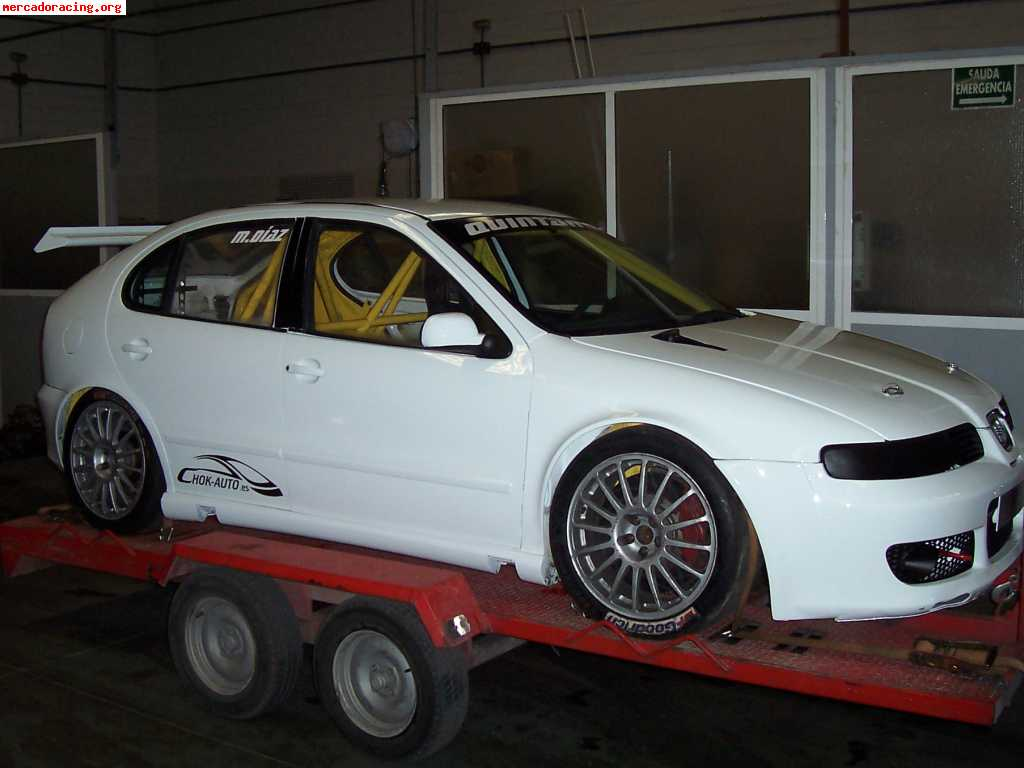 Seat leon supercopa 2005 venta de coches de competici n del resto de marcas del mercado - Gomas puertas seat leon 1 ...