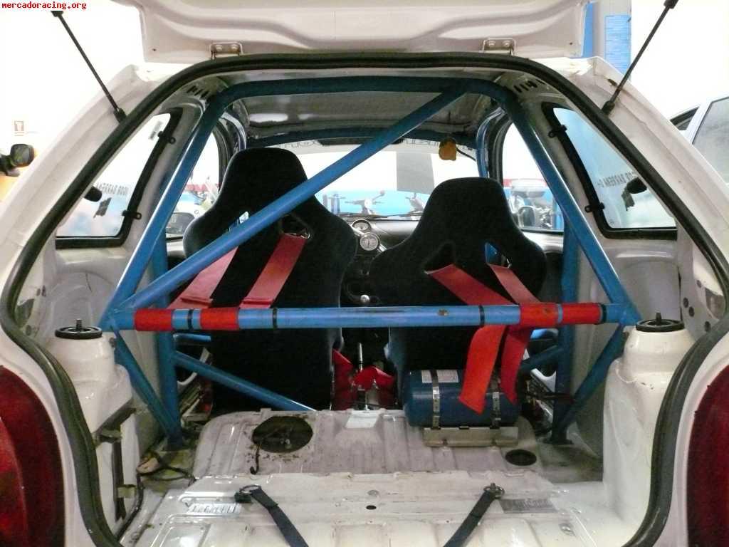 Ford Ka F2000 Urge Actualizado