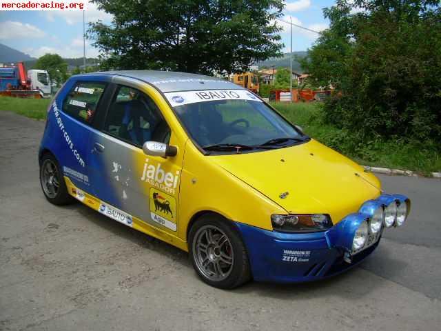 Fiat Punto 18 Hgt Gr N Rally