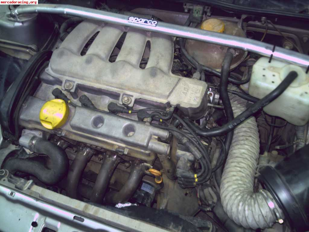 Motor opel corsa b