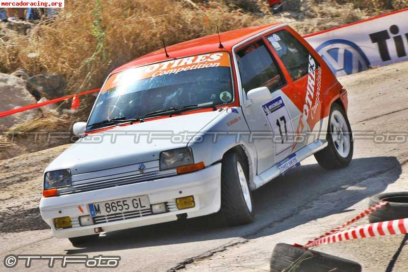 Seat ibiza f2000 de rallyes venta de coches de competici n del resto de marcas del mercado - Itv puerto del rosario ...