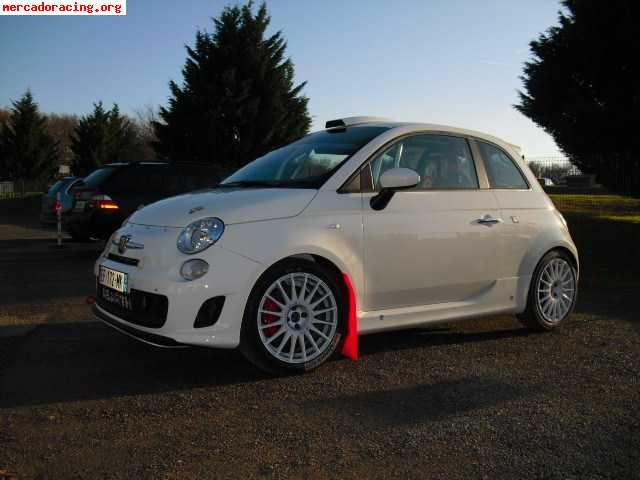 Fiat 500 R3t Abarth
