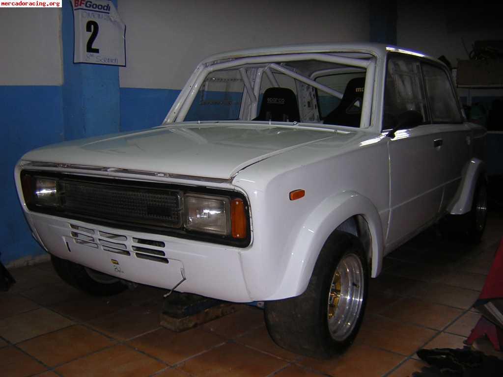 Ford Escape Se >> Seat 124 FL 1995cc GR 2