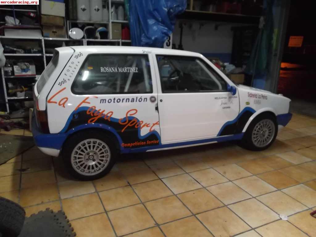 Toyo Proxes R888 >> vendo Fiat Uno turbo Gr A