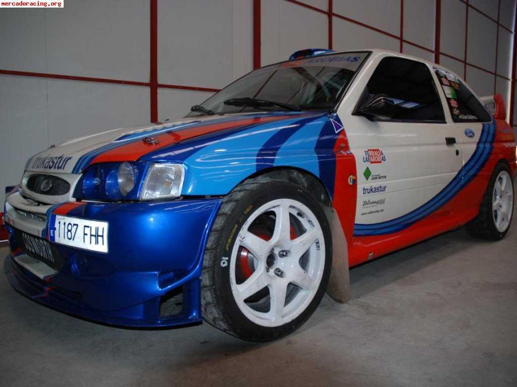 BMW M1 For Sale >> SE VENDE ESCORT GR.A