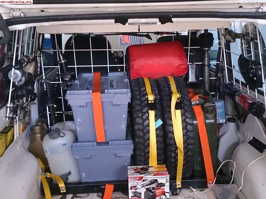 Vendo fiat panda 4x4 trekking - Garajes para coches ...