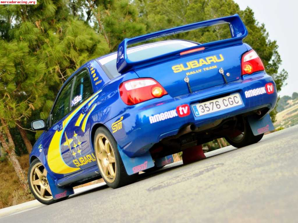 Subaru Impreza WRX STi Gr.N