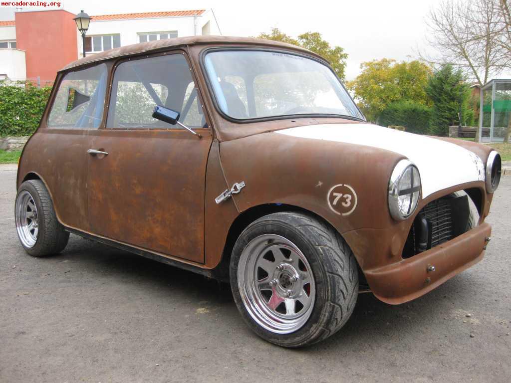 Mini cooper clasico 147cv - Mini clasico para restaurar ...