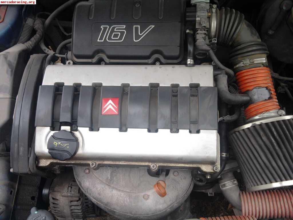 Motor Saxo Motor Saxo 16v Completo