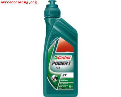 Aceite castrol tts