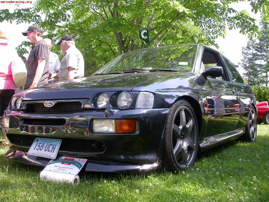 Bloque Motor Cosworth