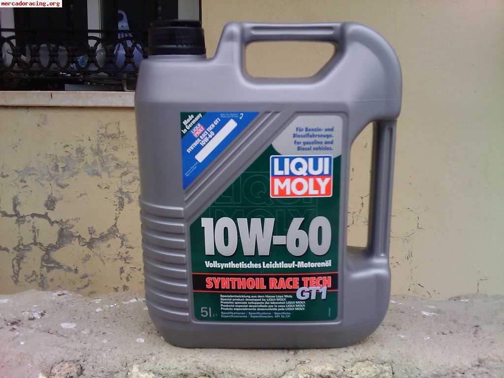 10w 60 Full Synthetic Oil