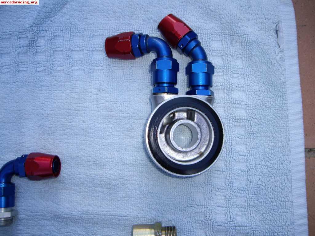 Kit radiador de aceite para renault venta de motores y - Precio radiador aceite ...
