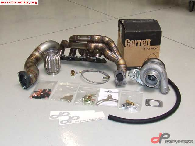 kit de turbos completos para 206 gti,xs y sax0 8v 16v