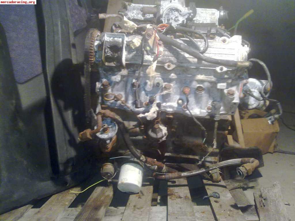 Motor Fiat Uno Turbo I E Fase Ii